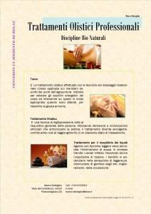 Massaggi olistici Marco Battaglini